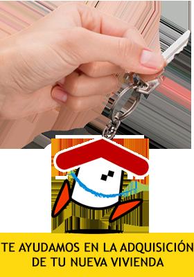 En Marisa Inmobiliaria te ofrecemos nuestra ayuda en la adquisición de tu vivienda